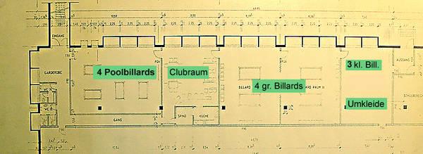 Plan Clubheim